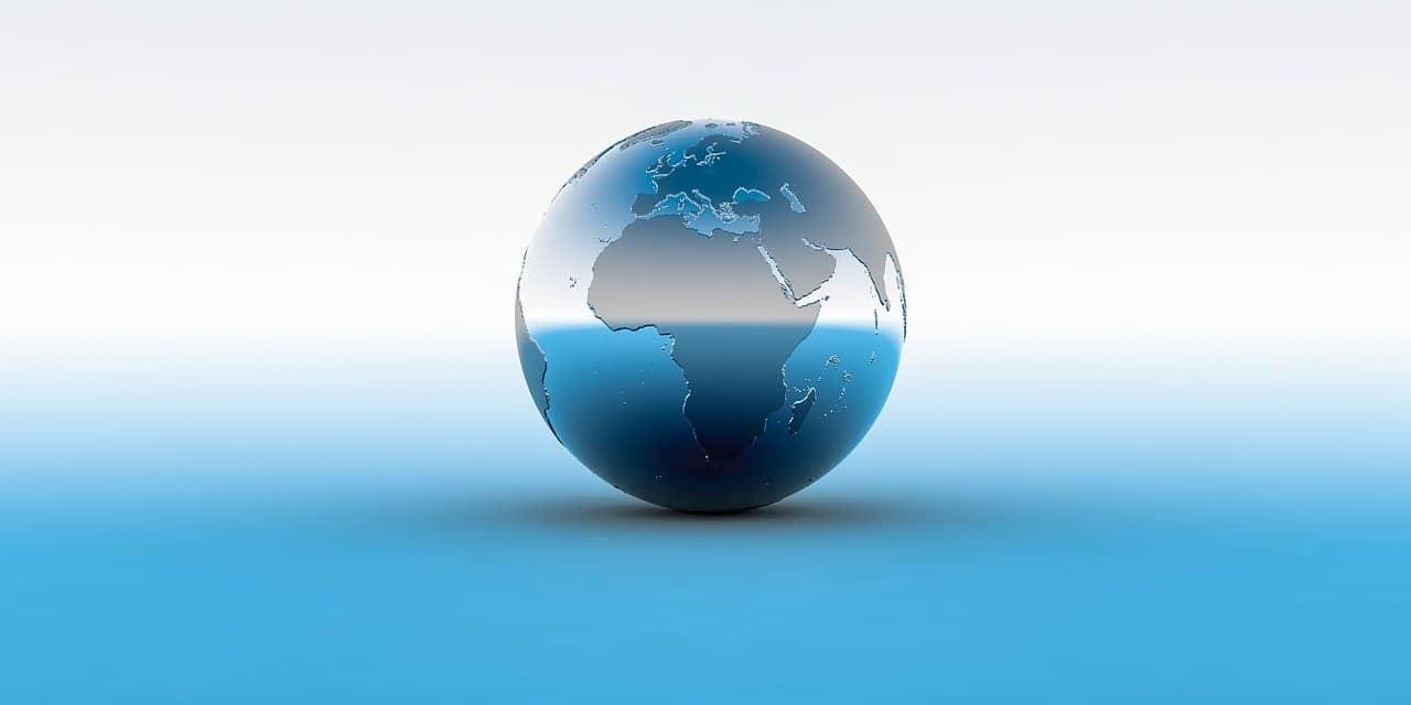כדור הארץ כחול לבן